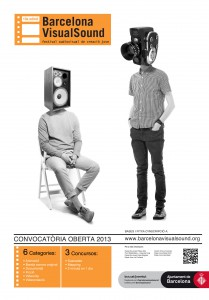 Cartell VisualSound 2013