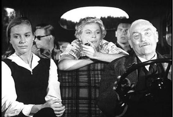"""ACTIVITAT ANUL.LADA: Cinefòrum """"Descobrint a Bergman amb la pel·lícula 'Fresas Salvajes'"""" @ Centre Cívic Tomasa Cuevas-Casal de Joves Les Corts"""