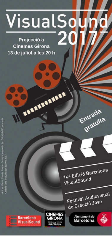 El Festival Barcelona VisualSound als Cinemes Girona! @ Cinemes Girona