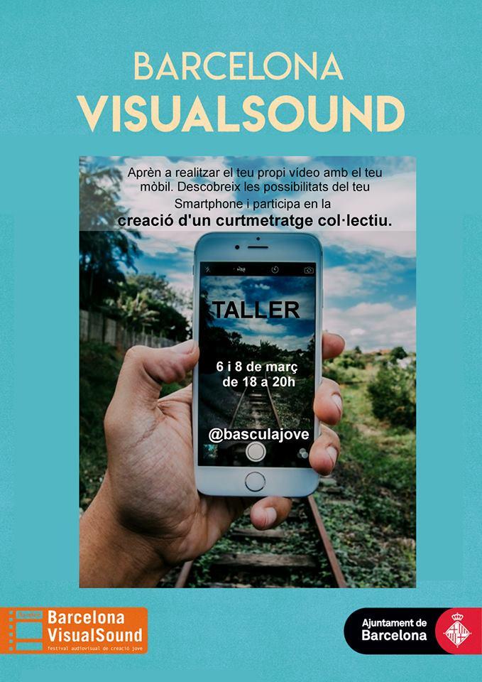 Taller: Creació curtmetratge col·lectiu amb Smartphone II @ Espai Musical i Jove La Bàscula